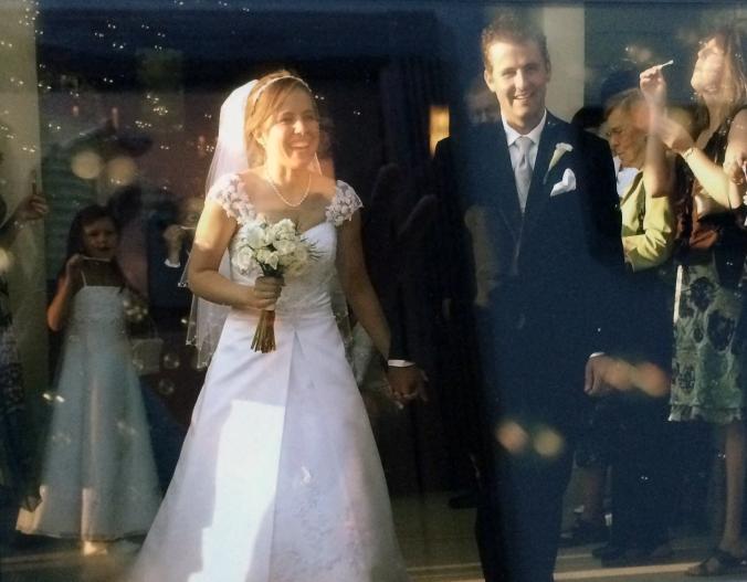 John and Julie Wedding
